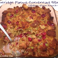 Knock Off Pepperidge Farm's Cornbread Stuffing (Gluten-free)