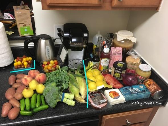 groceries 8.14